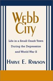 Cover of: Webb City