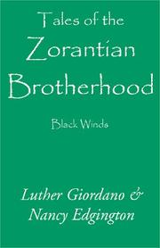 Cover of: Tales of the Zorantian Brotherhood