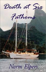 Cover of: Death at Six Fathoms