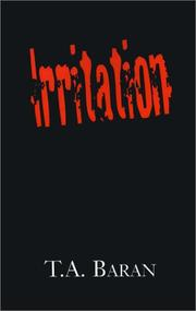 Cover of: Irritation