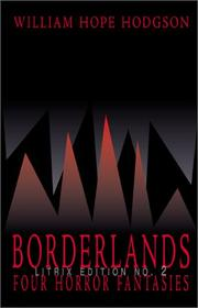 Cover of: Borderlands
