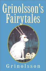 Cover of: Grinolsson's Fairytales