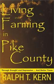 Cover of: Living and Farming in Pike County