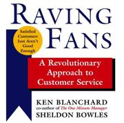 Cover of: Raving Fans