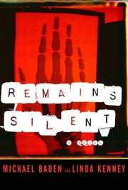 Cover of: Remains Silent (Random House Large Print (Hardcover))