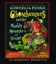 Cover of: Ghosthunters and the muddy monster of doom!: Ghosthunters #4 (Ghosthunters)