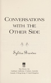 Cover of: Conversations With the Other Side