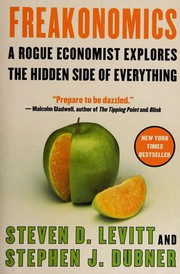 Cover of: Freakonomics