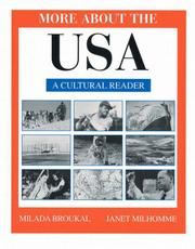 Cover of: More about the USA