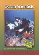 Cover of: Ocean Scientists (Scientists of the Biomes)