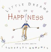 Cover of: Little Dreams Of Happiness