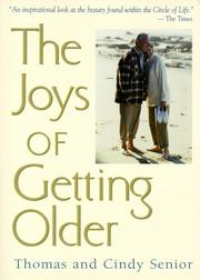 Cover of: The Joys Of Getting Older (Blank)