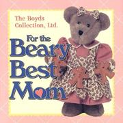 Cover of: For the Beary Best Mom