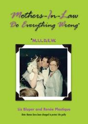 Cover of: Mothers-In-Law Do Everything Wrong