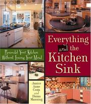 Cover of: Everything and the Kitchen Sink