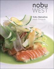 Cover of: Nobu West