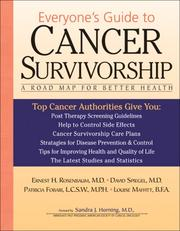 Cover of: Everyone's Guide to Cancer Survivorship