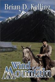 Cover of: Wind of the Mountain