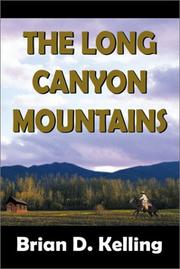 Cover of: The Long Canyon Mountains