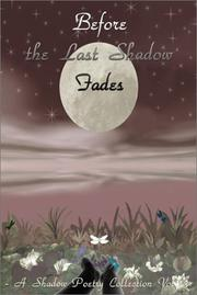 Cover of: Before the Last Shadow Fades