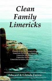 Cover of: Clean Family Limericks