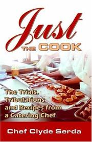 Cover of: Just the Cook