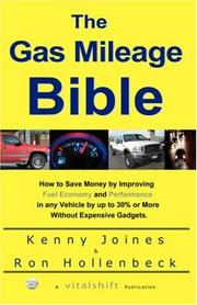 Cover of: The Gas Mileage Bible