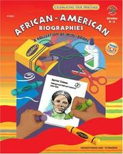 Cover of: African-American Biographies