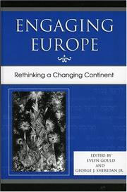 Cover of: Engaging Europe