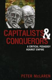 Cover of: Capitalists and Conquerors