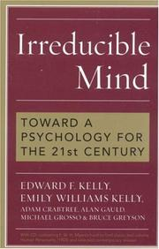 Cover of: Irreducible Mind