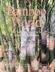 Cover of: Bamboo World