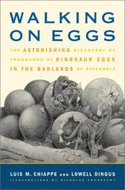 Cover of: Walking on eggs