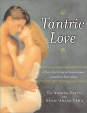 Cover of: Tantric Love