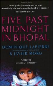 Cover of: Five Past Midnight in Bhopal