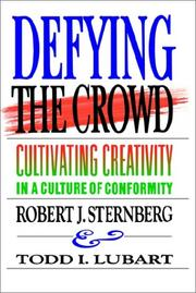 Cover of: Defying the Crowd