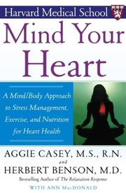 Cover of: Mind Your Heart