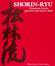Cover of: Shorin-Ryu Okinawan Karate Question and Answer Book