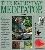 Cover of: The everyday meditator: a practical guide