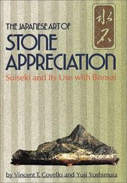 Cover of: The Japanese Art of Stone Appreciation