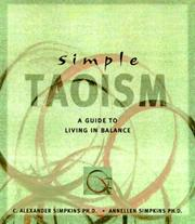 Cover of: Simple Taoism: A Guide to Living in Balance