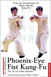 Cover of: The Secrets of Phoenix-Eye Fist Kung Fu