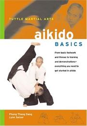 Cover of: Aikido Basics (Tuttle Martial Arts)