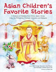 Cover of: Asian Children's Favorite Stories