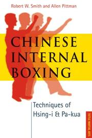 Cover of: Chinese Internal Boxing