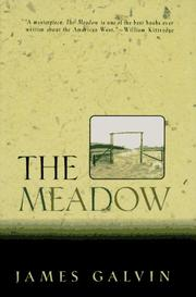 Cover of: The Meadow