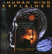 Cover of: The Human Mind Explained