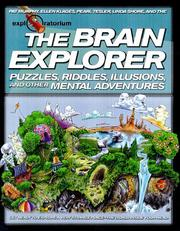 Cover of: The Brain Explorer (Exploratorium at Home)