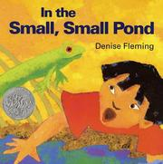 Cover of: In the Small, Small Pond (Owlet Book)