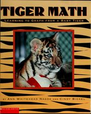 Cover of: Tiger Math